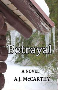 Betrayal final cover